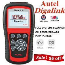 Autel ABS Bleeding EPB Oil Reset Automotive Scanner Diagnostic Tool Code Reader