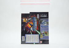 Star Fox Assault VIP Points Card/Carte  (GC) - Mint / Comme Neuf