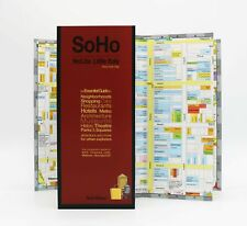 Red Maps SoHo - New York City - CURRENT EDITION - City Travel Guide