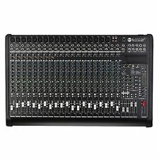 RCF LIVEPAD24CX 24CH COMPRESSOR FX AUDIO CONSOLE $30 INSTANT OFF LIVE PERFORMER