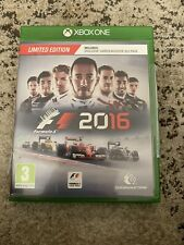 F1 2016 -- Limited Edition (Microsoft Xbox One, 2016)