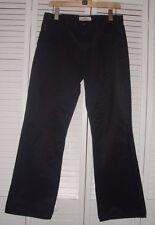 Armani Exchange AX Mens Black Cotton Nylon Pants Size 32R 31 x 30.5