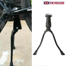 Double Leg Side Stand Kick Kickstand Bike Support Spring Center Bicycle Cycle UK