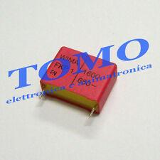 Condensatore in poliestere 470nF 1000VDC 400VAC code WIMA-470N-1000