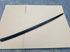 02-06 RSX TYPE S BASE WINDSHIELD MOLDING SIDE STRIP TRIM DRIVER LEFT OEM