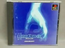 PS1 Einhander Japan PS PlayStation 1 F/S