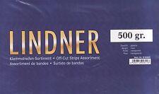 Klemmtaschen Klemmstreifen Sortiment 500 Gramm  von Lindner glasklar