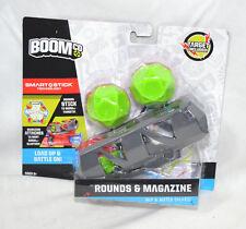 BOOM CO Smart Stick technology Rounds & Magazine Mattel Target Boomco BLL13 NEW