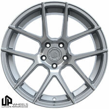 "19"" UP520 SILVER 19x8.5/9.5 STAGGERED 5x112 WHEELS RIM FIT MERCEDES S SL SLK AMG"