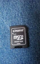 Kingston Technology Micro SD Card Adapter