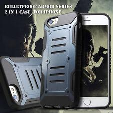 Protection Antichoc Hybride Coque Rigide pour Apple iPhone 5S 6 6S Plus