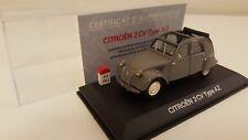 Atlas - Citroën 2 CV Type AZ  (1/43)