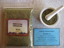 MEXICAN OREGANO    GREEK - CUT    4 OZ.    *Free USA Shipping*