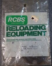 RCBS 4X4 Auto Shell Plate Assembly #4-(87604)-NOS