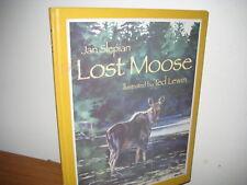 Lost Moose/ Ted Lewin/ hardback/ Slepian/ 1995