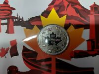 ROYAL CANADIAN MINT HEART OF OUR NATION CANADA 150 SILVER COIN