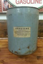 KEROSENE GALLON CAN.