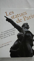 STATUES HARGROVE Les statues de paris la representation des grands hommes