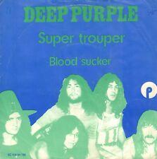 "DEEP PURPLE – Super Trouper (1973 VINYL SINGLE 7"" DUTCH PS)"