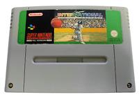 Super International Cricket Super Nintendo SNES PAL