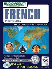 Audio-Forum French Level 3 Course 17 disks cd-rom [NO BOOK]