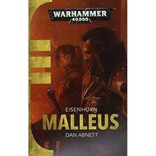 Abnett, Dan, Malleus (Gaunts Ghosts Eisenhorn 2), Very Good Book