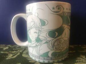 Sailor Moon 11oz coffee mug Naoko Takeuchi Animation Manga