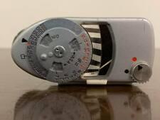 Leica MC Light Meter in Case