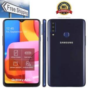 Original Color Screen Non-Working Fake Dummy Display Model for Galaxy A20s