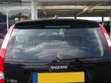 VOLVO V50 ESTATE 04-14 TAILGATE REAR door cover ROOF SPOILER window trim TUNING