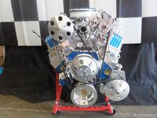 CHEVY 350  TURN KEY HI- PER ROLLER ENGINE 350 + HP LOADED  BY CRICKET CR-EHRU 47