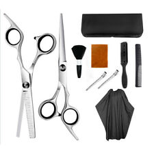 Professional Salon Barber Shears Hairdressing Set Hair Cutting+Thinning Scissors