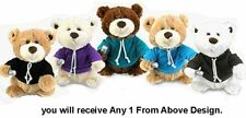 Bear Direction One Singing Bear Animated Dancing Assorted 9 Inch Plush Soft Toy