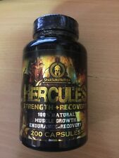 Sparta NUTRITION Hercules Strength And Recovery