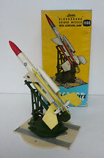 CORGI TOYS MAJOR BLOODHOUND MISSILE WITH LAUNCHING RAMP R1108 BOITE D'ORIGINE