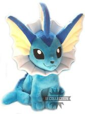 POKEMON VAPOREON PELUCHE 30 CM eevee 134 plush Aquana Aquali doll espeon umbreon