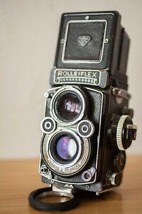 🔥 Rolleiflex Planar 3.5 F🔥