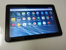"Insignia Flex 10.1"" 32GB Quad Core Android 6.0 Tablet Black NS-P10A7100 NICE"