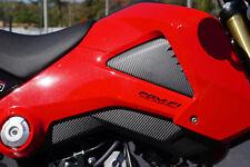 Carbon Fiber look Gas Tank Graphics Kit for Honda Grom MSX125