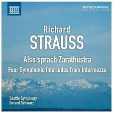 Strauss: Also Sprach Zarathustra, New Music