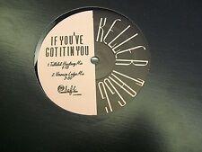 "Keller Tagg-If You've Got It In You-12"" Single-Vinyl Record-VG+"