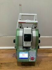 Leica Ms50 1 Scanning Robotic Total Station Surveying Equipment