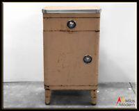 Vintage Antique 20s Art Deco Small Medicine Medical Bathroom Storage Cabinet