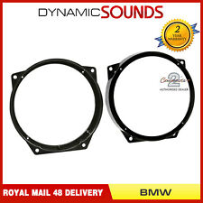CT25BM05 165mm Front Door Speaker Fitting Adaptor Ring For BMW Mini 2001 - 2006