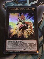 YU-GI-OH! number s0: utopic ZEXAL/JUMP en077/Ultra Rare/XYZ