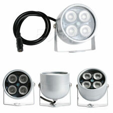 New Infrared Night vision 4LED 50M IR Light illuminator lamp for IP CCTV CCD Cam