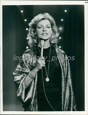 "Lauren Bacall on ""3rd Annual Circus of the Stars"" Original News Service Photo"