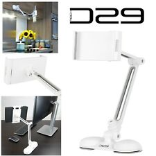 iPad Tablet Universal Aluminium Wall Mount Stand Kiosk Desk Display Home Office