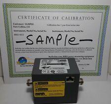 BIRD 4022 Directional Power Sensor 25-1000MHz, 300mW - 1 kw  w/ CALIBRATION cert