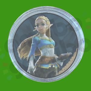 Zelda   Amiibo COIN for The Legend of Zelda: Breath of the Wild   Switch Wii U